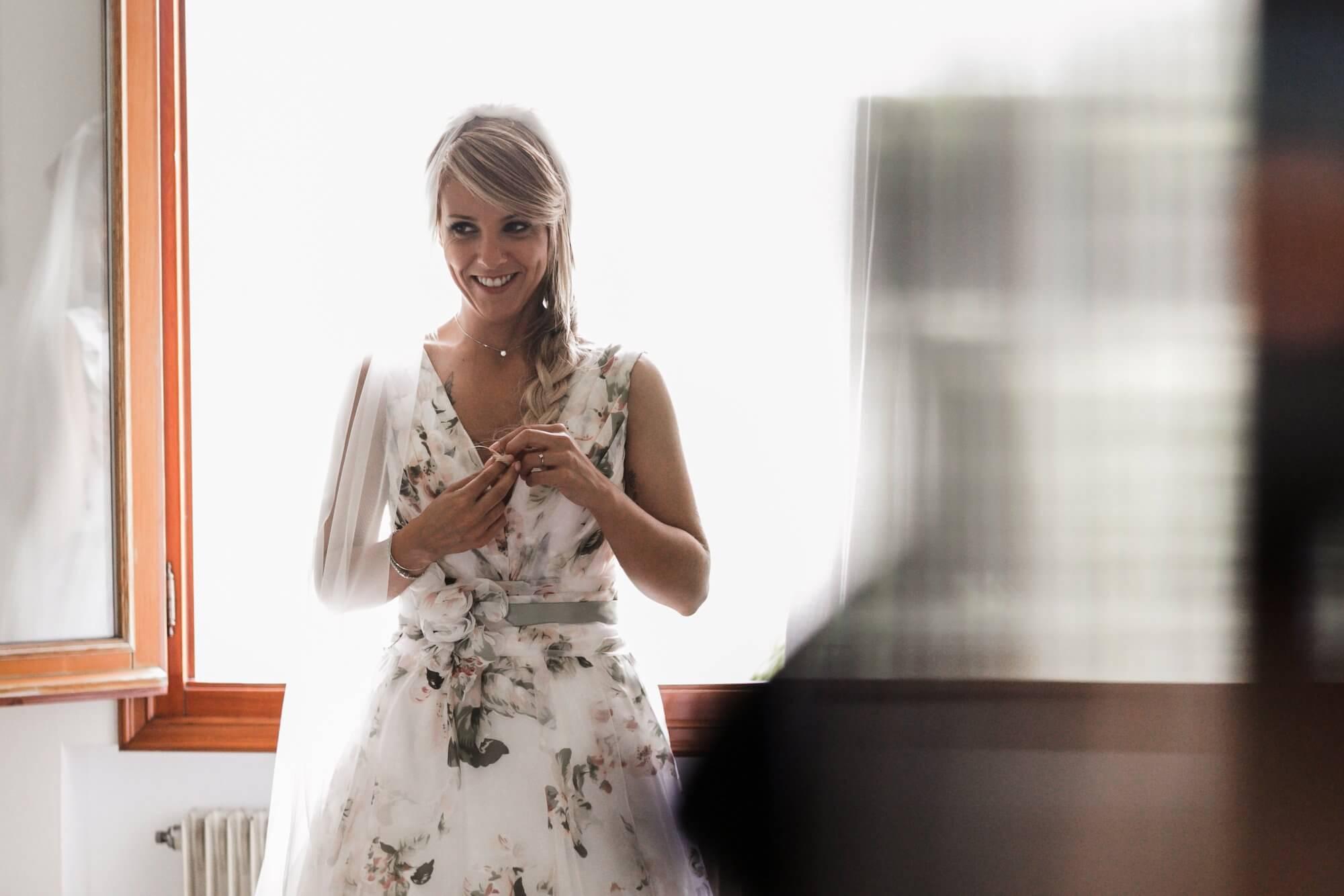 Servizio fotografico di matrimonio a Castelletto (Treviso) e servizio di coppia in Borgo a Serravalle. Elena e Mattia sposi. Michelino Studio, fotografi di matrimonio professionisti in Veneto.