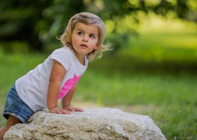 Fotografo Bambini: la piccola Ginevra