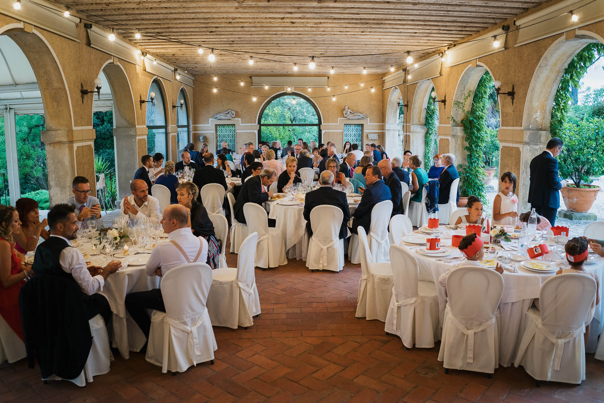 Servizio Fotografico di Matrimonio a Treviso, location Villa Lucheschi. Ecco Deborah e Niklas. Michelino Studio, fotografi professionisti di matrimonio in Veneto.