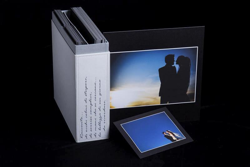 Album di nozze personalizzati