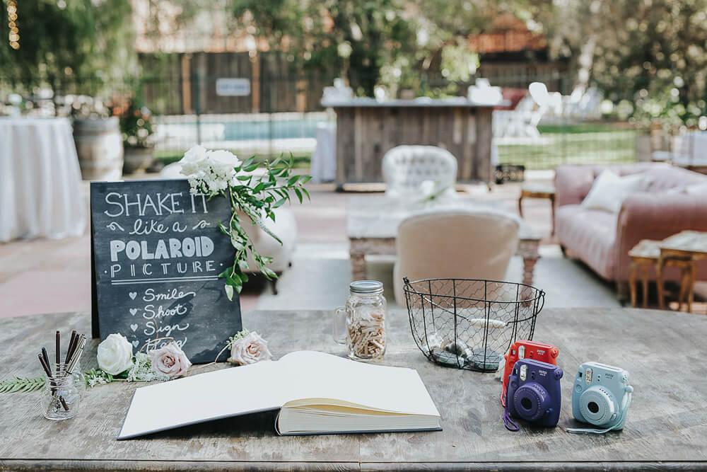 Servizio di Photo booth per matrimonio