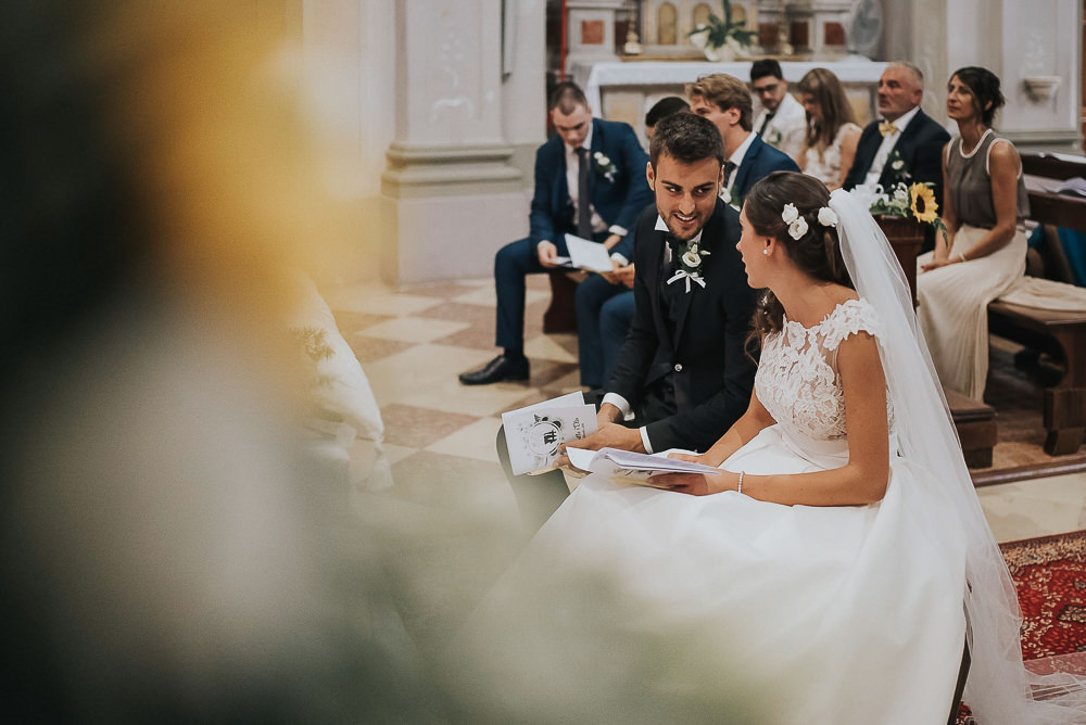 Servizio fotografico di matrimonio presso il ristorante Le Calandrine, Treviso. Camilla & Elia sposi. Michelino Studio fotografi di matrimonio professionisti a Treviso. 012