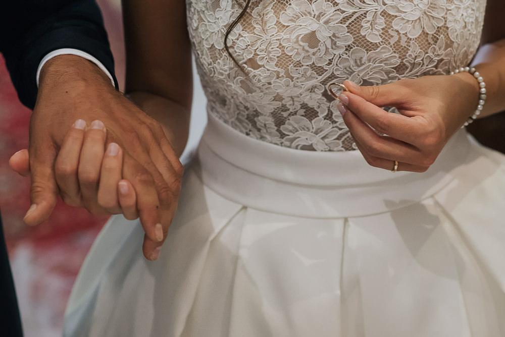 Servizio fotografico di matrimonio presso il ristorante Le Calandrine, Treviso. Camilla & Elia sposi. Michelino Studio fotografi di matrimonio professionisti a Treviso. 015