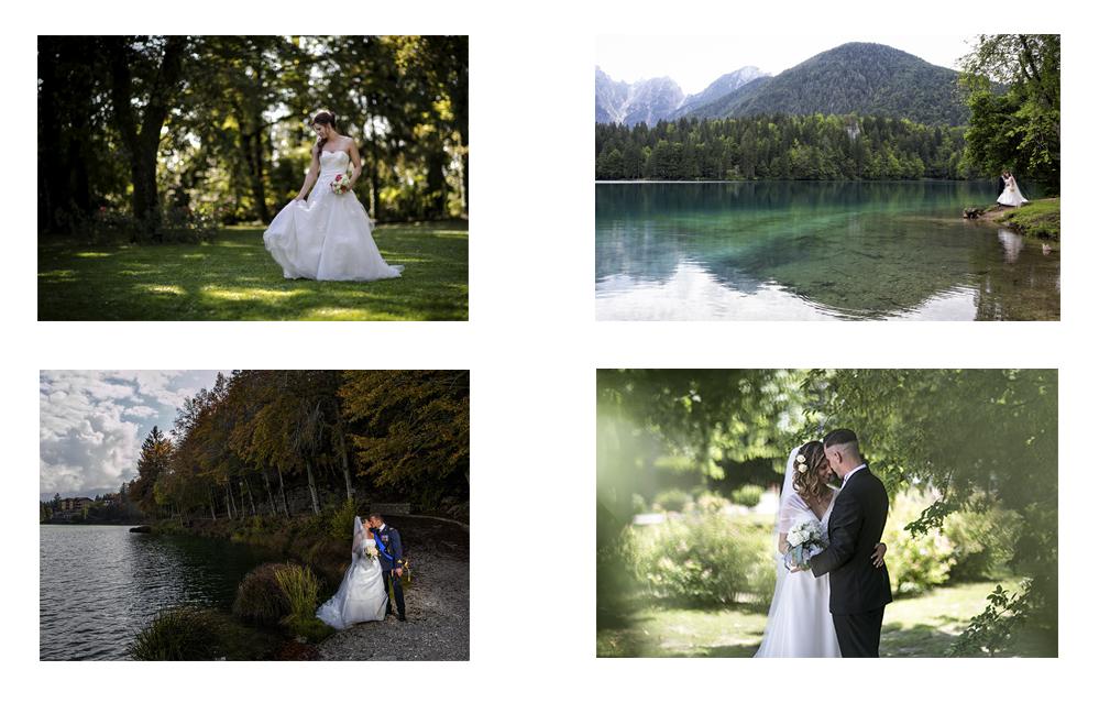 Dove scattare le foto di matrimonio. Il tuo giorno più bello tra fiori, luci e natura