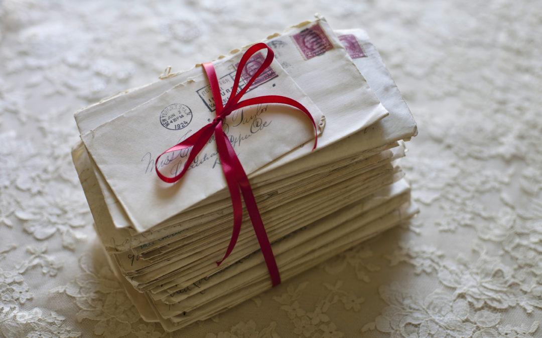 Per san Valentino scopri le più belle lettere d'amore di sempre!