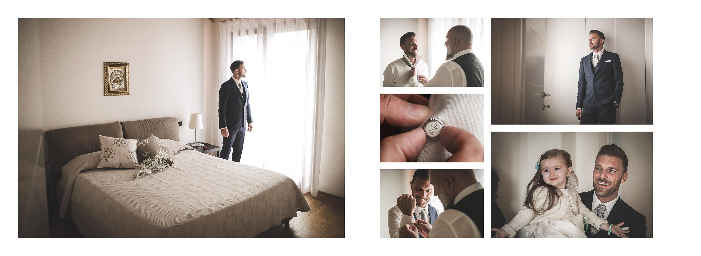 Matrimonio in laguna di Venezia a Torcello, Osteria Ponte del Diavolo. Foto sullo sposo. Il Blog di Michelino Studio, Fotografo di matrimonio in Veneto.
