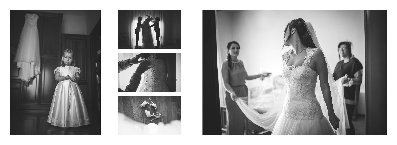 Matrimonio in laguna di Venezia a Torcello, Osteria Ponte del Diavolo. La sposa in abito con velo. Il Blog di Michelino Studio, Fotografo di matrimonio in Veneto.