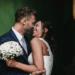Matrimonio a Torcello in laguna di Venezia. Coppia di sposi abbracciati. Michelino Studio Fotografico di Matrimonio in Veneto. Blog