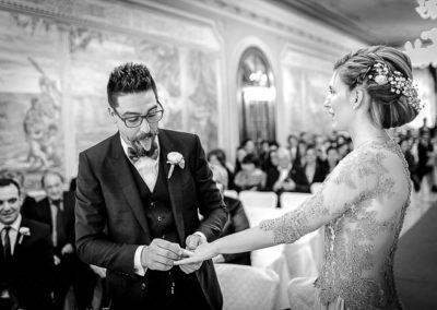 Fotografo Matrimonio Gorgo al Monticano: Villa Revedin.