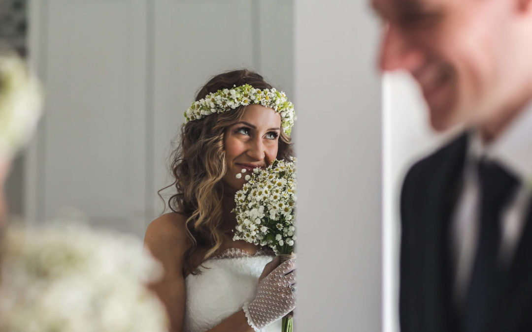 Fiori per il matrimonio: come scegliere quelli per il bouquet e l'allestimento della sala