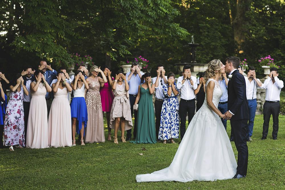 Come scattare la perfetta foto di gruppo al matrimonio