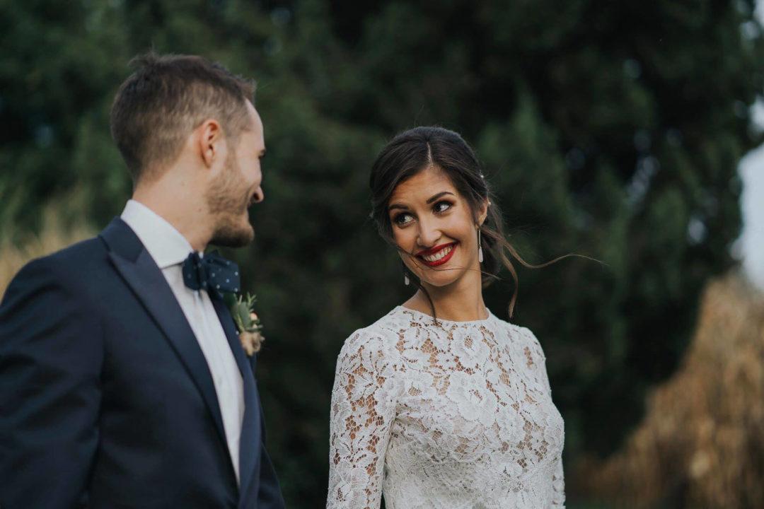 Fotografo di Matrimonio a Villa Lucheschi, Treviso – Deborah e Niklas