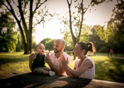 Fotografo di Famiglia in Veneto: Alessandra e Stefano