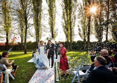 Fotografo Matrimonio Venezia – Rito civile all'americana presso Tenuta Polvaro