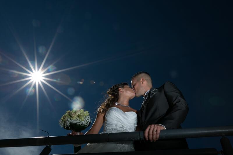 Servizio fotografico di Matrimonio a Caorle – Villa dei Dogi