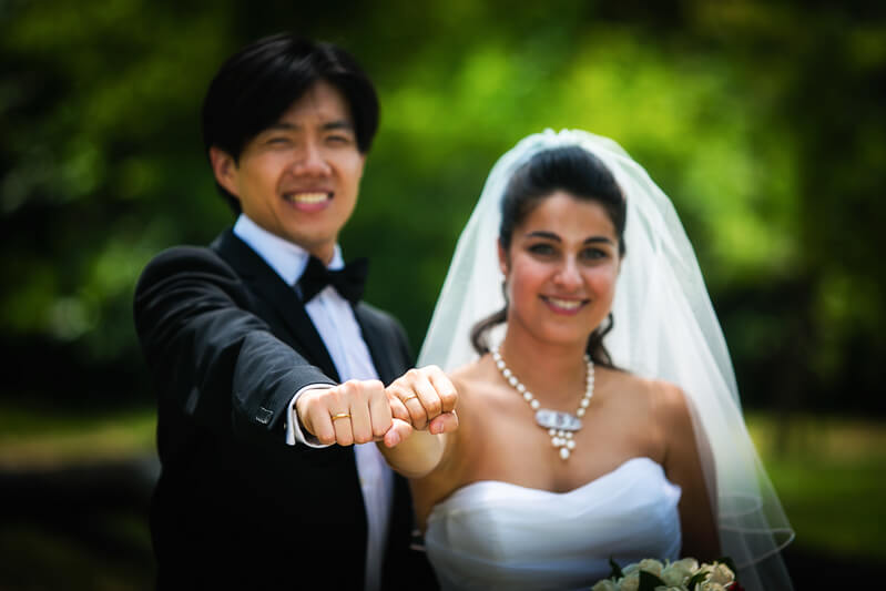 Servizio fotografico di matrimonio a Musile di Piave.