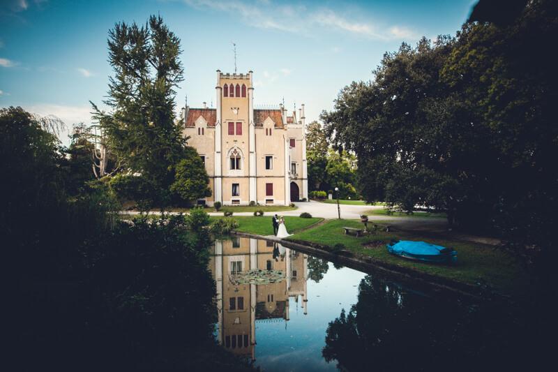 Matrimonio in dimora storica: la location ideale tra ville e castelli