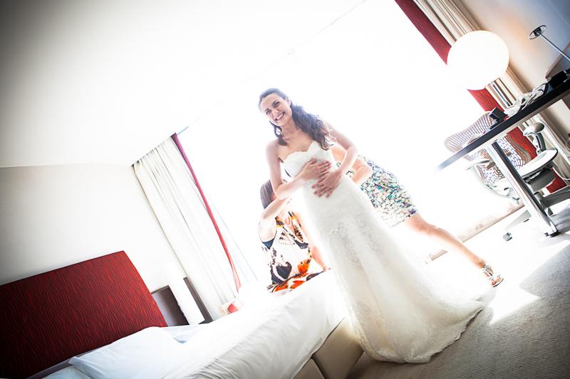 Servizio fotografico di matrimonio in Puglia. Reportage e pose artistiche