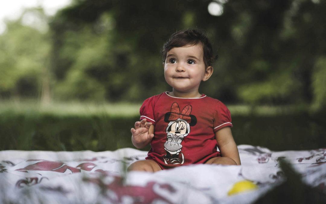 Servizio Fotografico Bambini: Greta