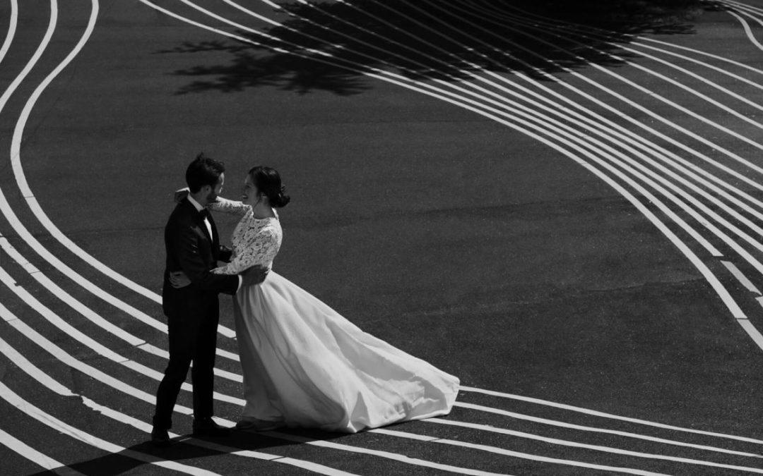 Matrimonio industrial chic: le caratteristiche