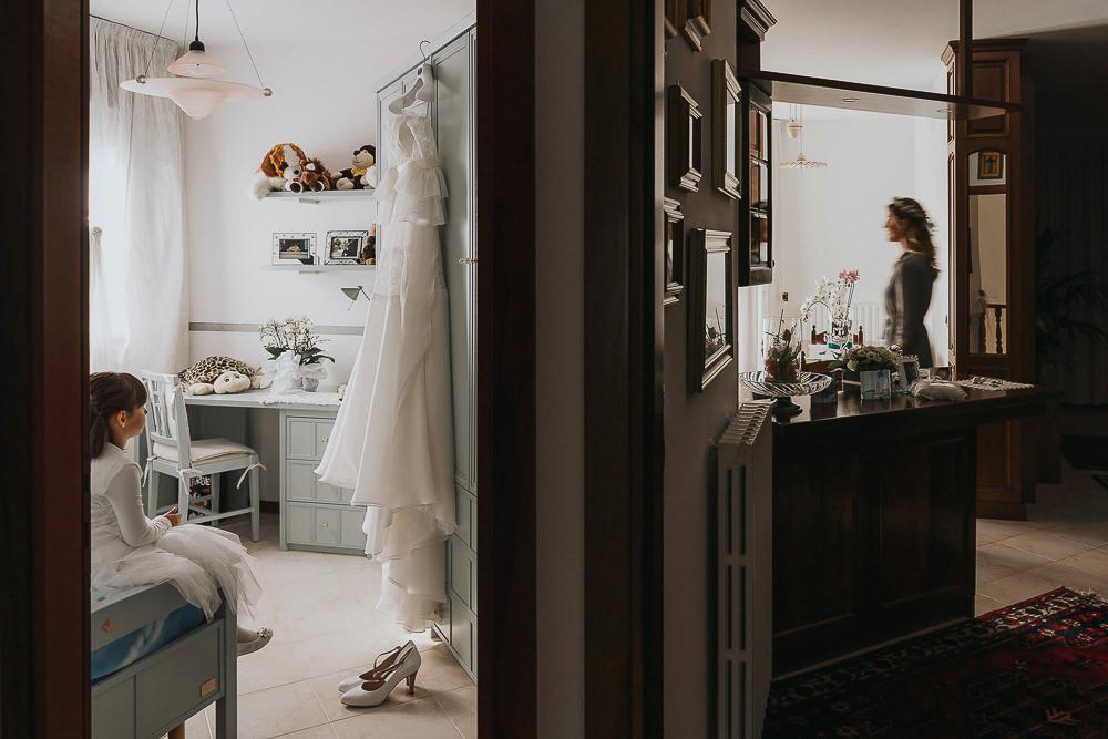 Servizio fotografico di matrimonio a Villa Frattina, Meduna di Livenza (TV). Silvia e Carlo sposi. Michelino Studio, fotografo di matrimonio professionista in Veneto.