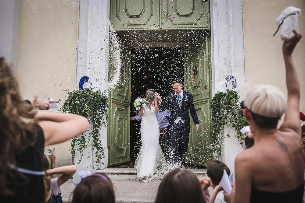 Servizio fotografico di matrimonio a Venezia, location Villa O'Hara. Valentina & Mirco sposi. Michelino Studio, fotografo di matrimonio professionista in Veneto.