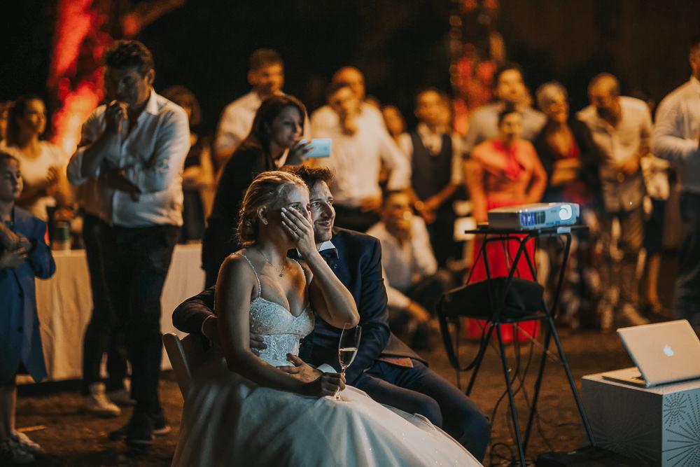 Servizio di slideshow per matrimonio