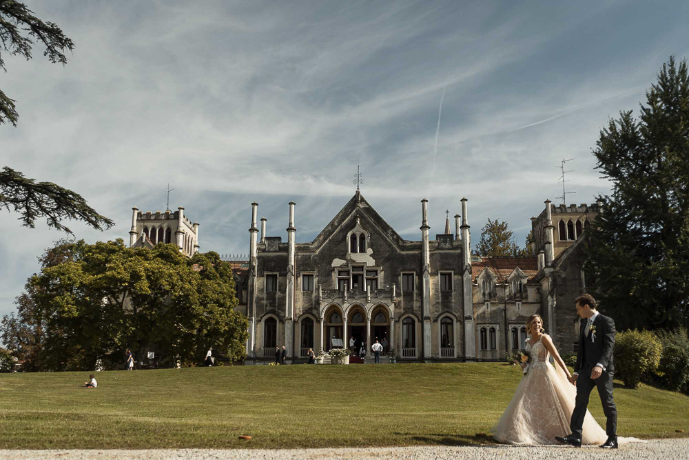 Matrimonio in dimora storica