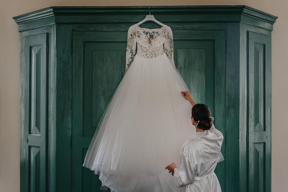 Preparazione della sposa a casa: le foto di tutti i preparativi delle nozze