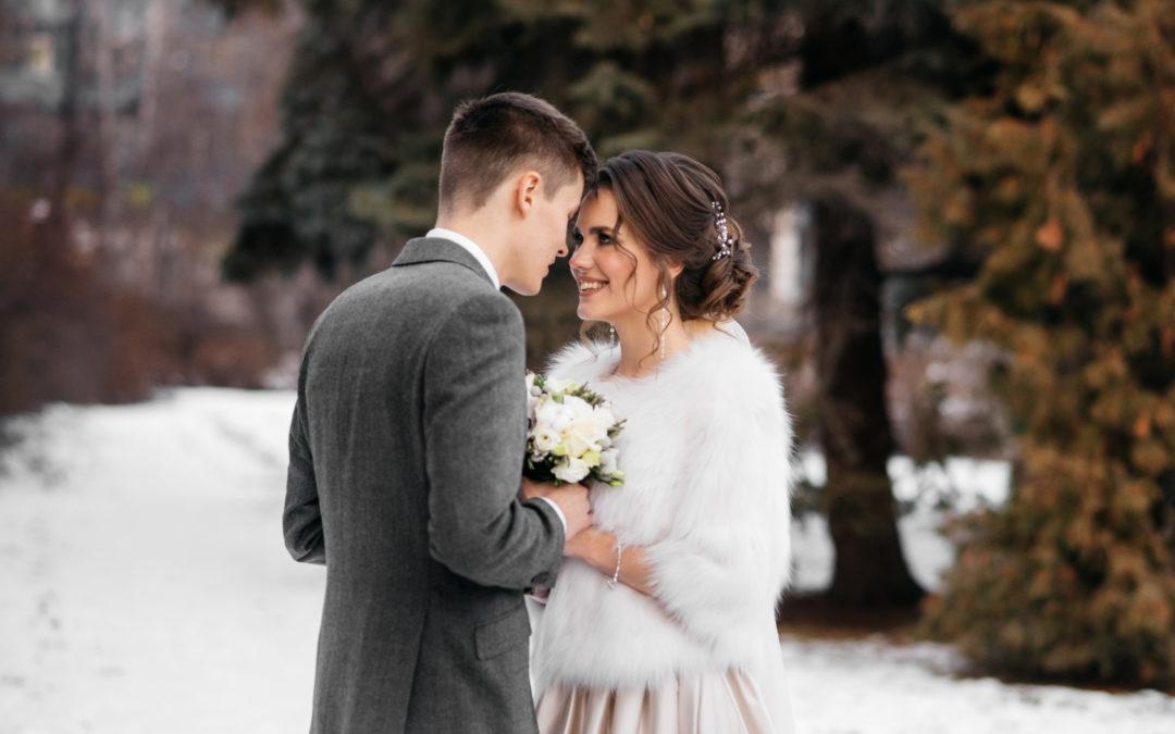 Matrimonio in inverno: i consigli per sposarsi in questa stagione