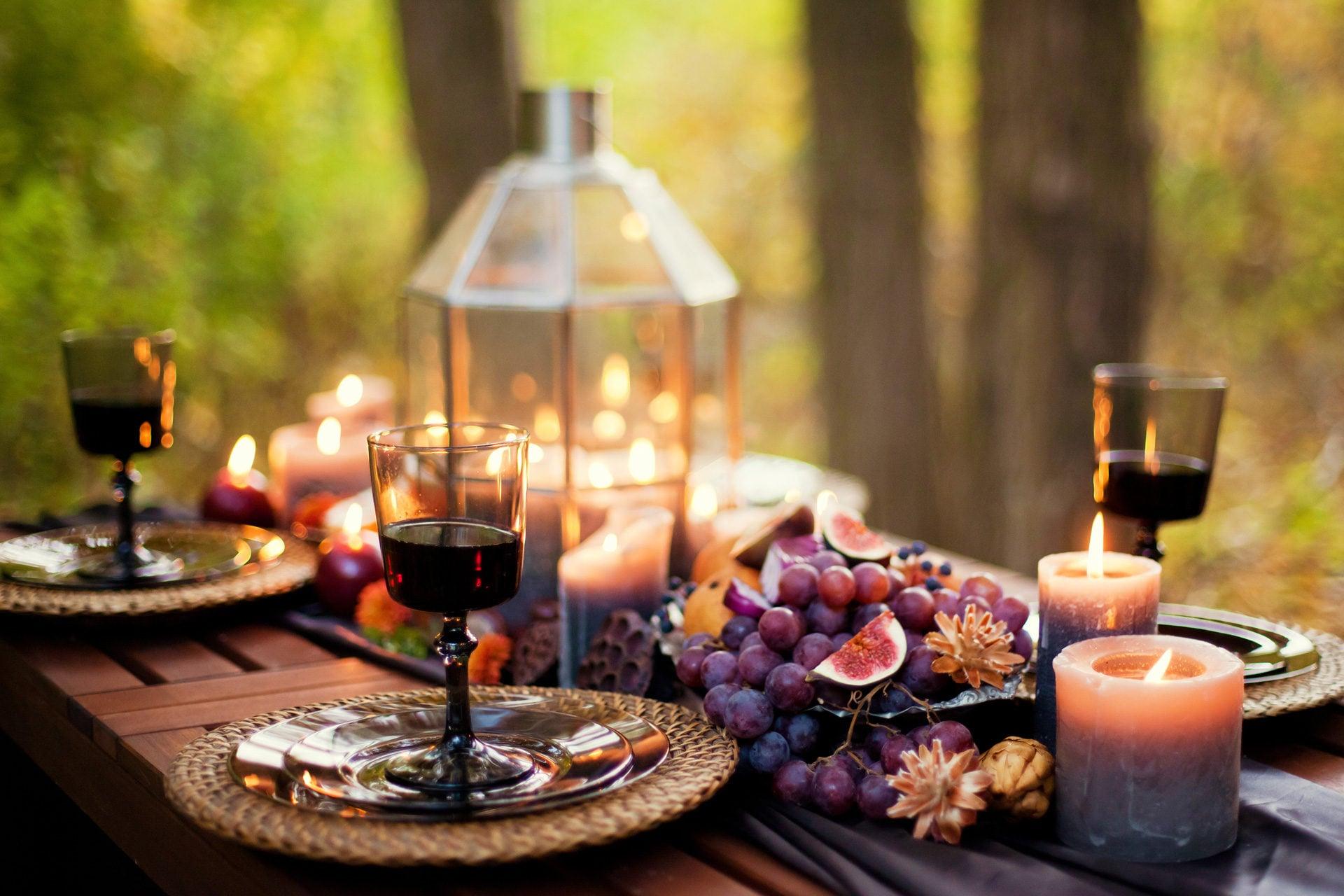 matrimonio ottobre - menu